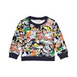 Kenzo Kids All-Over Print Sweatshirt