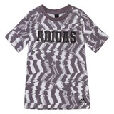 adidas Grey Branded Xcite Tee