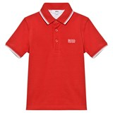 BOSS Red Classic Branded Polo