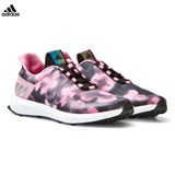 adidas Pink RapdiaRun Uncaged Trainers