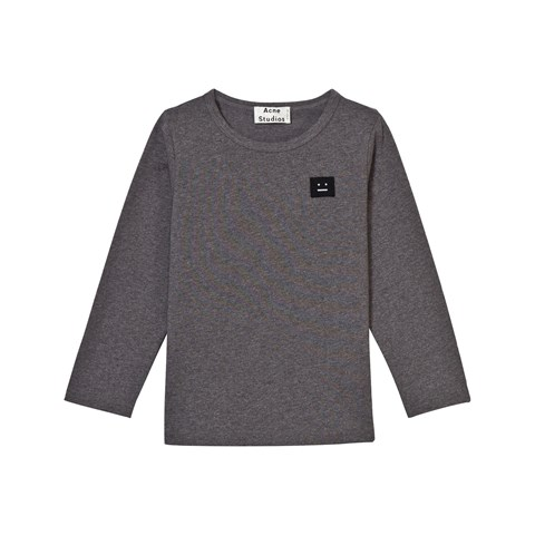Grey Melange Mini Fello Top