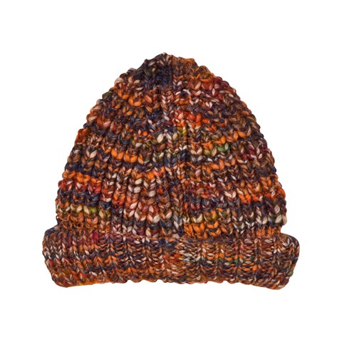Orange Mix Mini Zefir Hat