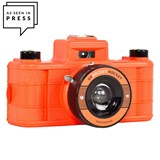 Lomography Orange Superpop Sprocket Rocket