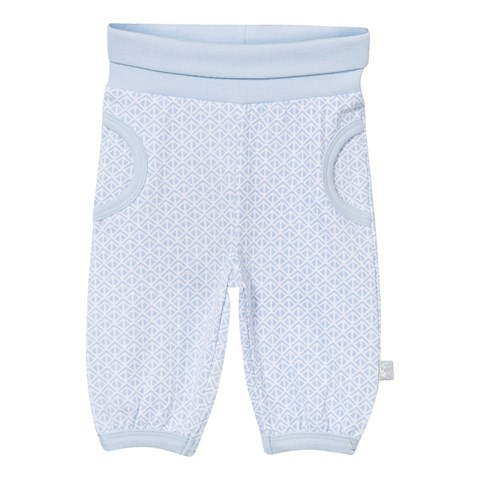 Jersey Jogging Trousers Light blue