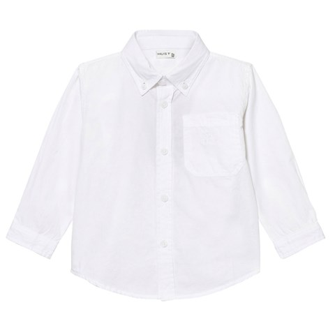 Hust&Claire Classic White Shirt