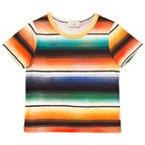 Paul Smith Junior Multi Wide Stripe Mini Me Tee