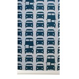 ferm LIVING Petrol Rush Hour Wallpaper