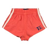 The Animals Observatory Red Tao Logo Spider Shorts