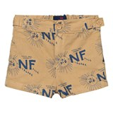 The Animals Observatory Ochre Niagra Falls Puppy Shorts