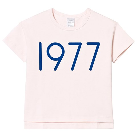 Tinycottons Pale Pink 1977 Oversized Tee