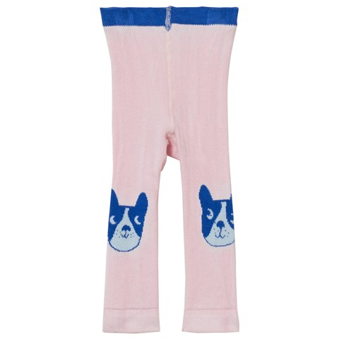 Pale Pink Moujik Leggings