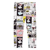 Fendi Space Monster Print Leggings