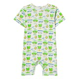 Stella McCartney Kids Beach Print Onesie
