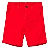 Dolce & Gabbana Red Chino Shorts