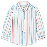 Paul Smith Junior Multi Stripe Tape Shirt