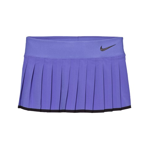 Purple Victory Tennis Skirt