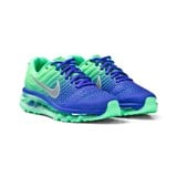 Nike Blue and Green Air Max 2017 Junior Trainers