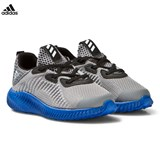 adidas Grey Alphabounce Infants Trainers