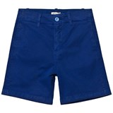 Paul Smith Junior Bright Blue Shorts with Zebra Branding