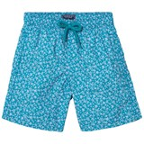 Vilebrequin Blue Mini Turtle Print Trunks