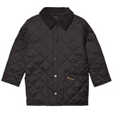 Barbour Black Liddesdale Quilted Jacket