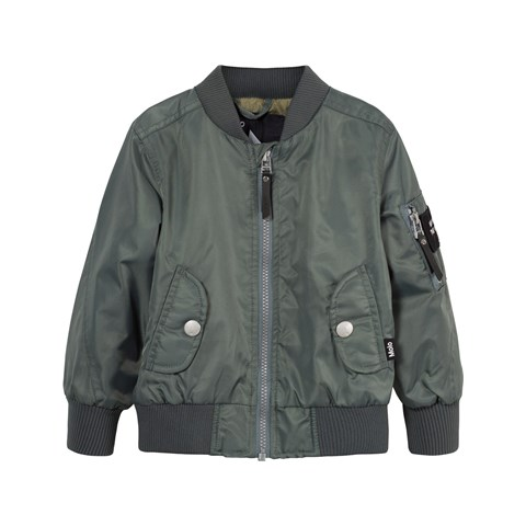 Molo Metal Green Hiker Jacket