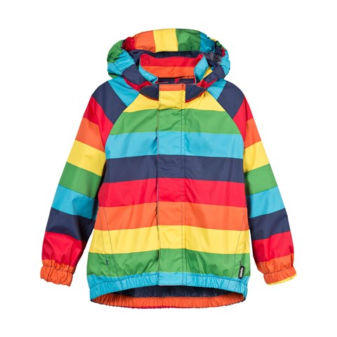 Molo Rainbow Waiton Rain Jacket