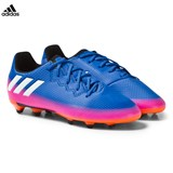 adidas Blue Fade Messi 16.3 Firm Ground Football Boots