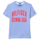 Tommy Hilfiger Blue Branded Tee