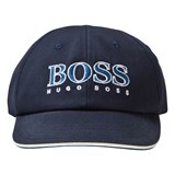 BOSS Navy Baseball Cap