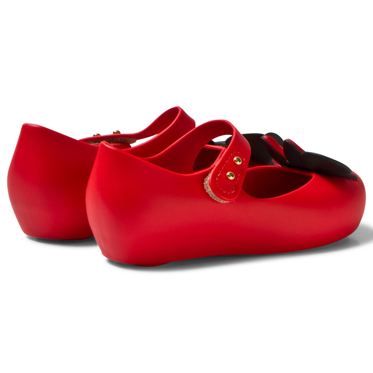 Mini Melissa Red Disney Mini Mouse Shoes Alexandalexa