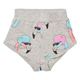 Gardner and The Gang Heather Helmut Flamingo Shorts