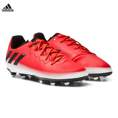 Red Messi 16.3 Firm Ground Football Boots