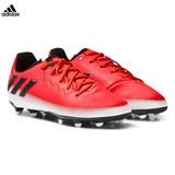 adidas Red Messi 16.3 Firm Ground Football Boots