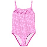Elizabeth Hurley beach Pink Cupid Swimsuit