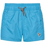 Paul Smith Junior Blue Classic Swim Shorts