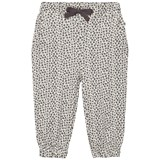 The Bonnie Mob Grey Bunny Leopard Print Lightweight Terry Comfy Trouser