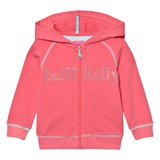 Lelli Kelly Pink Diamante Branded Hoody