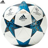 adidas White Finale '17 Champions League Football