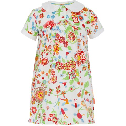 Oilily Floral Mirabella Dress