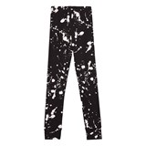 NUNUNU Black Splash Leggings