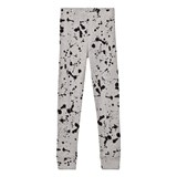 NUNUNU Heather Grey Splash Leggings