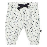 Minymo Light Blue Arrow Print Soft Pants