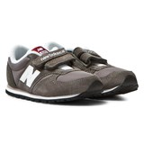 New Balance Grey Velcro Trainers