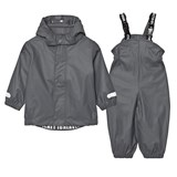 Ticket To Heaven Castlerock Gray 2pcs Authentic Rubber Rain Set