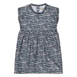 Minymo Gray Morn Dress