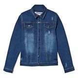 The BRAND Stonewashed Blue Denim Jacket