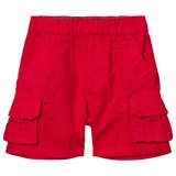 Little Marc Jacobs Red Cargo Shorts