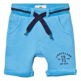 Timberland Kids Pacific Blue Branded Sweat Shorts