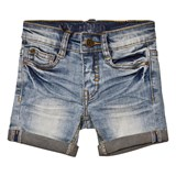 Molo Worn Denim Aslak Shorts